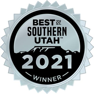 Best of Southern Utah Silver Winner